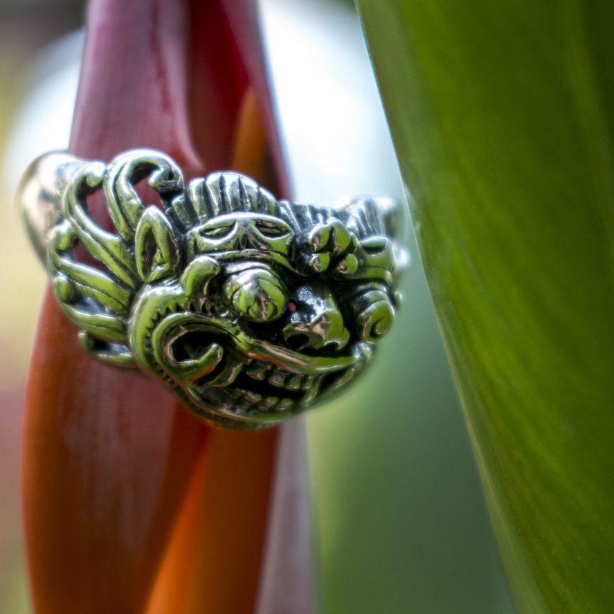 silver barong ring